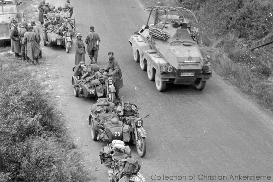 Panzerfunkwagen Sd Kfz 263